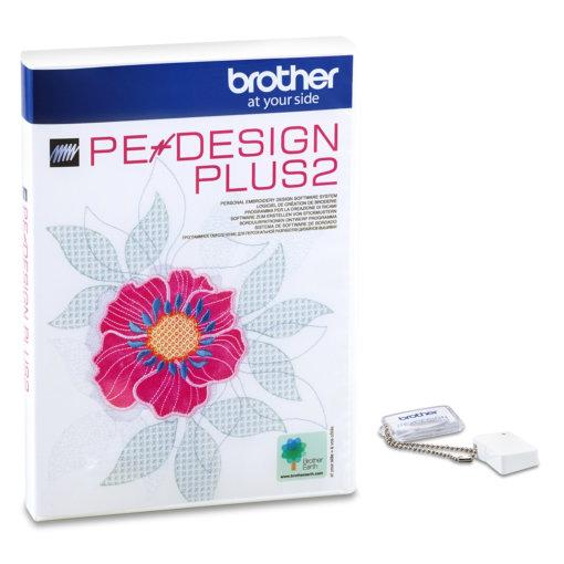 Program do projektowania Brother PeD-PLUS2