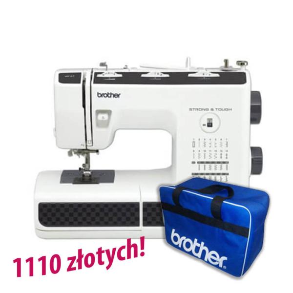 BROTHER HF27 + TORBA NA MASZYNĘ ZA 1110 ZŁ!